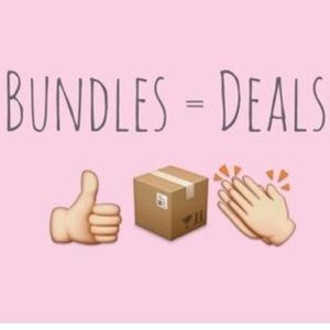 Bundle and I will send you a private offer!